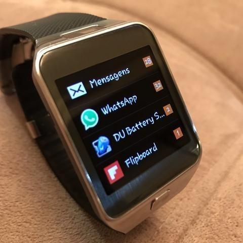 Relógio Samsung Gear 2 (original + Sem Juros + Frete Grátis)