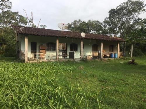 Chácara Lado Serra Com 2 Quartos Em Itanhaém 7202-pc