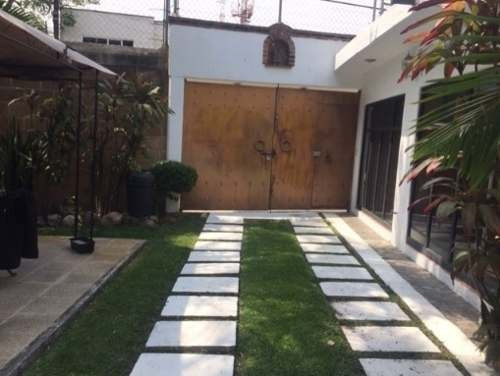 Residencial La Palma Hermosa Casa Con 3 Rec, Alberca, Jardín