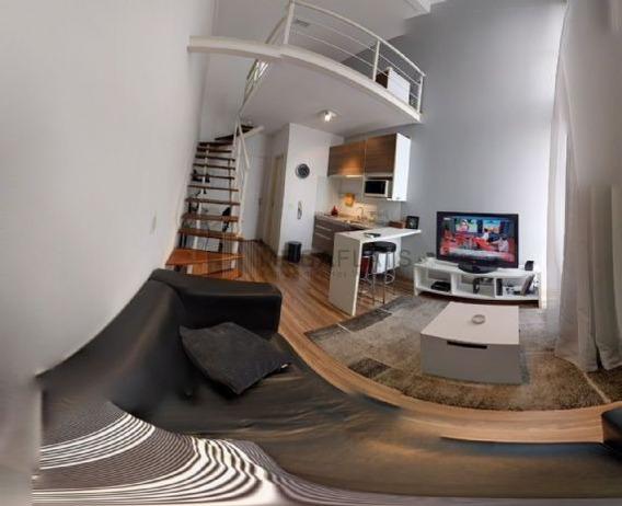 05763 - Flat 1 Dorm. (1 Suíte), Brooklin Novo - São Paulo/sp - 5763
