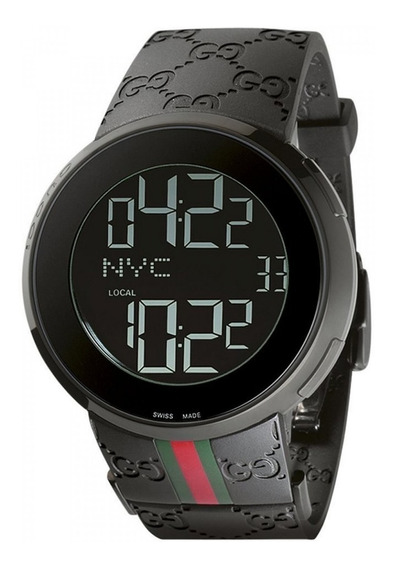 Relógio Gucci Digital
