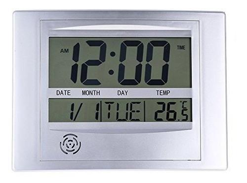 Reloj De Pared Digital La Crosse Technology Wt-8002u