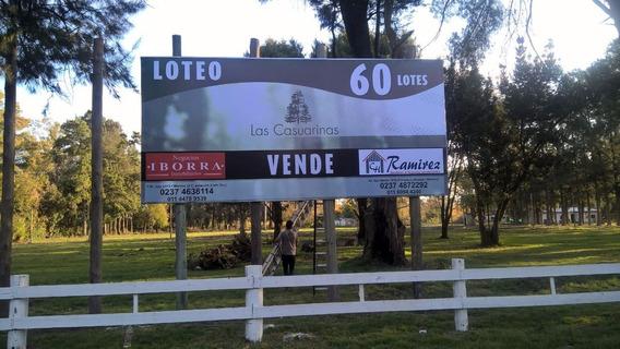 Loteo Las Casuarinas 54 Lotes Inmejorable Ubicacion