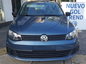 Volkswagen Voyage Vw Trend 1.6 Msi 0km $100.000 En 18 0%