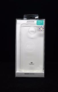 Funda Moto Z2 Play Mercury Goospery Transparente Jelly Case