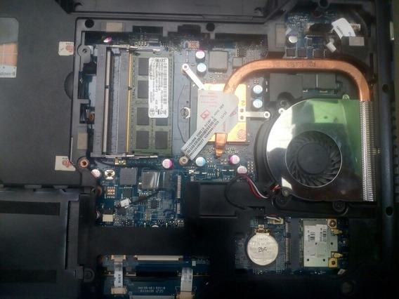 Placa Notebook Itautec W7730 + Core I3. ( Toda Perfeita )