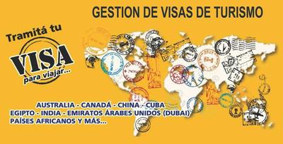Gestion Tramites Visas De Turismo Usa Eeuu Canadá Australia