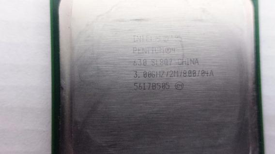 Processador Intel Pentium 4 630 3.00ghz 2mb 800mhz