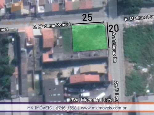 Imagem 1 de 3 de Terreno Para Venda Em Suzano, Vila Urupês - 710_1-1126119