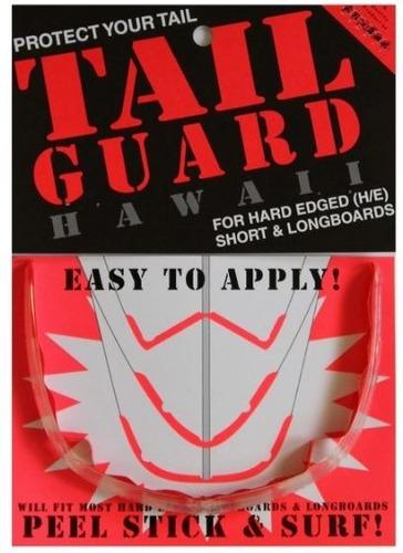 Imagen 1 de 2 de Protector Cola Tail Tabla Surf - Tail Guard Kit Proteccion