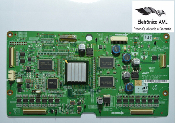 Placa T Con Main Philips 43pf7321/78 Lj41-03387a