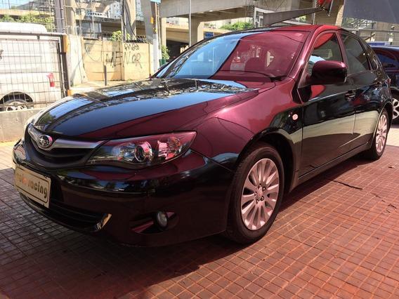 Subaru Impreza 2.0 Automatico Ano 2010