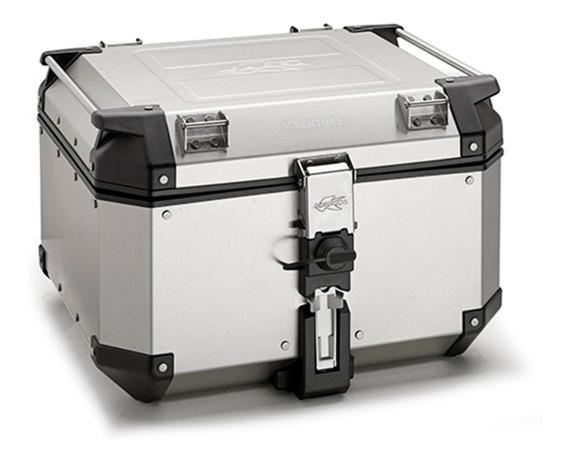 Baú Top Case Kve48a Alumínio Kappa By Givi Trekker 48l