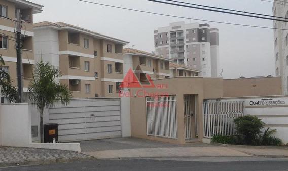 Apartamento Residencial À Venda, Residencial Quatro Estações, Sorocaba. - Ap0076