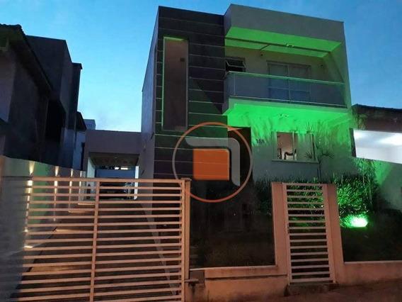 Casa À Venda, 167 M² Por R$ 740.000,00 - Reserva Do Arvoredo - Gravataí/rs - Ca1813