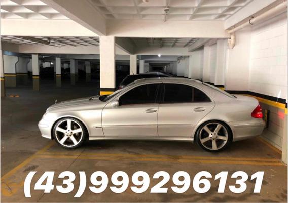 Mercedes-benz Classe E 2002/2003 - Leia Todo O Anúncio!!!