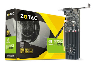 Zotac Nvidia Geforce Gt 1030 2gb Gddr5 Hdmi/vga Low Profile