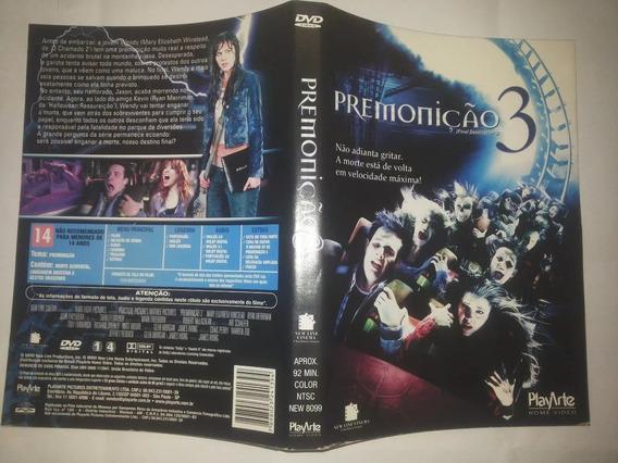 Dvd Suspense Premonição 2 À 5 Pac 4 Filmes Frete Grátis Bras