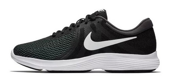 Tênis Nike Revolution 4 Preto/branco - 908988