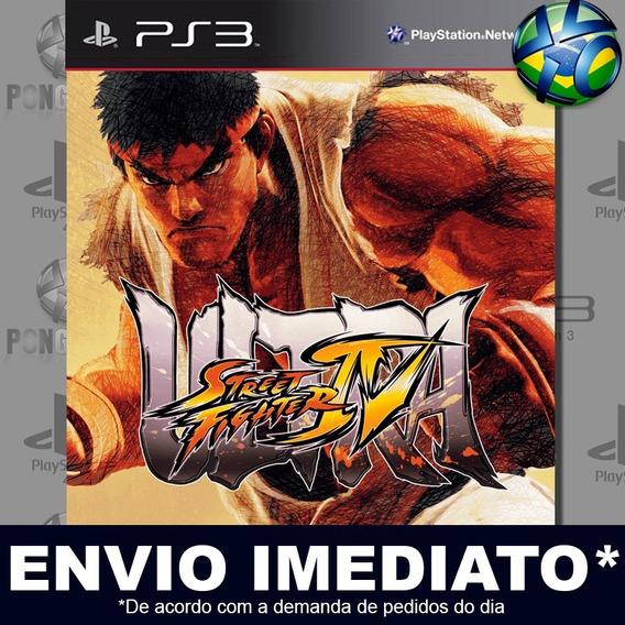 Ultra Street Fighter Iv 4 Ps3 Psn Jogo Em Promoção