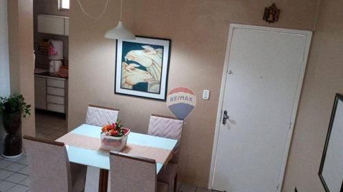 Imagem 1 de 30 de Apartamento Com 3 Dormitórios À Venda, 73 M² Extremamente Bem Conservado Por R$ 247.725 - Boa Viagem (setúbal) - Recife/pe - Ap1074