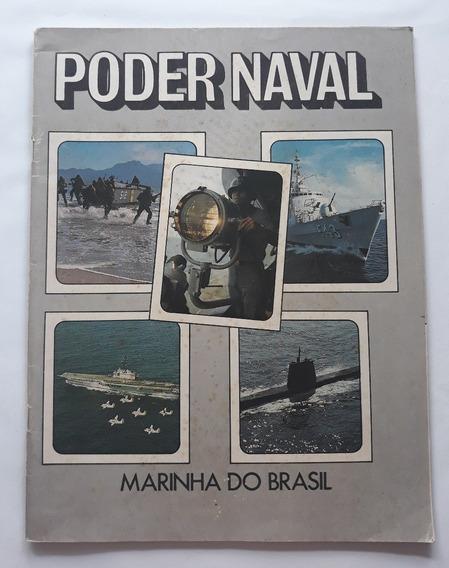 Revista Poder Naval - Marinha Do Brasil - 1984