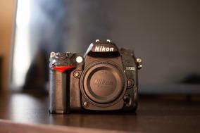 Camera Nikon D7000 + Lente 18-55 E 2 Baterias!