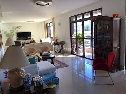 Apartamento Com 4 Dormitórios À Venda, 210 M² Por R$ 1.450.000,00 - Ingá - Niterói/rj - Ap37049