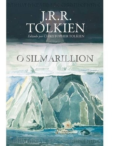 Livro O Silmarillion J. R. R Tolkien (mesmo Autor De Hobbit