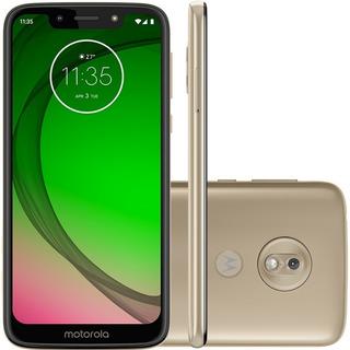 Celular Motorola Moto G7 Play 32gb Dual Sim Xt1952- Vitrine