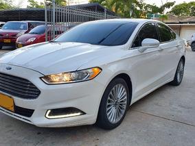 Ford Fusion Titanium Motor 2.0 2016 Blanco
