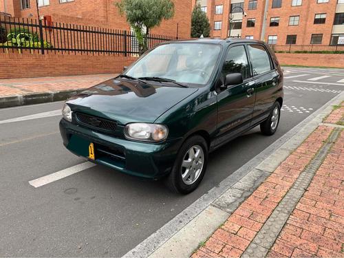 Chevrolet Alto 2000 1.0l