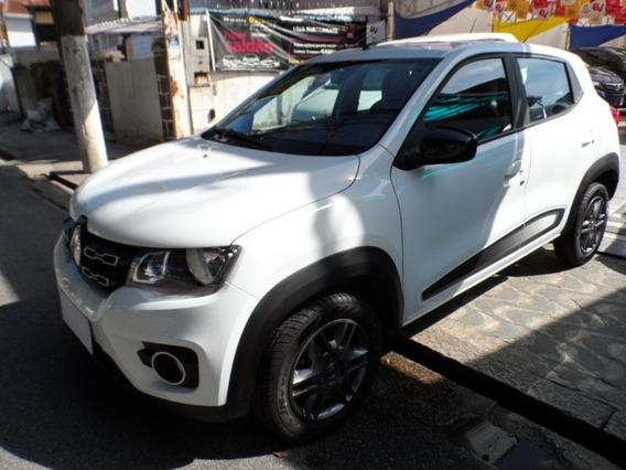 Renault Zen 2019 Único Dono, Garantia De Fabrica.