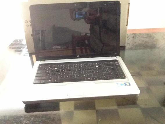 Notebook Hp Modelo G42-2459 Placa Mãe E Teclado C/defeito