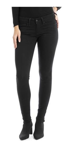 Pantalón Denizen® Mujer Negro Super Skinny Black Pearl