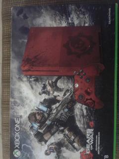 Xbox One S Edicion Gears Of War 4.