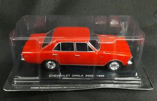 Salvat Carro Dos Sonhos - Chevrolet Opala 2500 - 1969