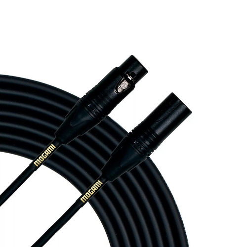 Mogami Serie Gold 15ft Cable Xlr 4.5 Metros