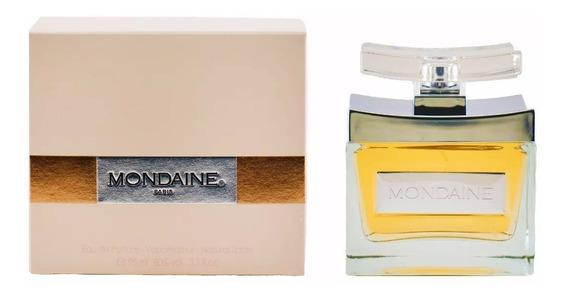 Perfume Mondaine Paris Bleu Edp Feminino 95ml Original