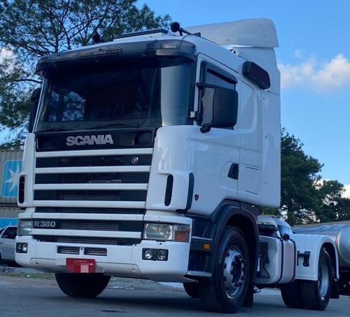 R380 4x2 2007 Motor Feito =p310. P340= G380