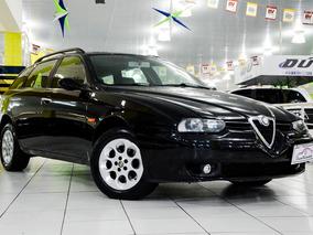 Alfa Romeo 156 Sw Impecável!! Veículo Raro! Em Ótimo Estado