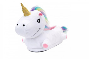 Pantufa Unicornio 3d - Ricsen Ref:13818