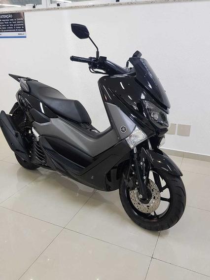 Yamaha N Max Preta 2019 -vanessa