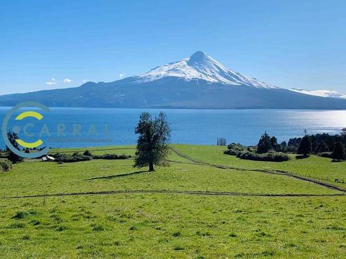 Parcela Vista Al Lago Y Volcán