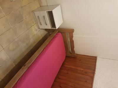 Habitación Con Muebles, Individual Para Mujeres
