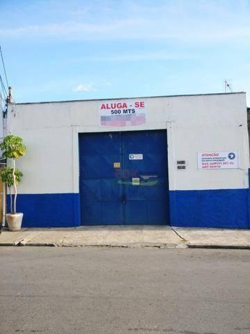 Imagem 1 de 6 de Galpão À Venda, 500 M² Por R$ 1.600.000,00 - Jardim Satélite - São José Dos Campos/sp - Ga0176