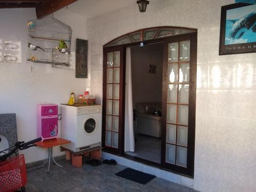 Sobrado A Venda No Bairro Vila Santa Rosa Em Guarujá - Sp.  - 450-1