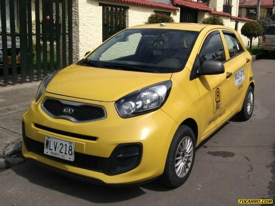 Taxis Kia Picanto Ekotaxi + Lx