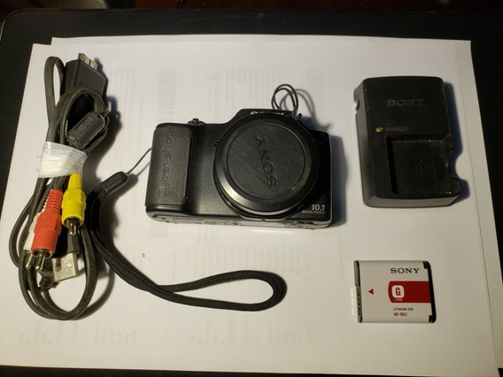 Câmera Sony Cyber-shot Dsc-h20