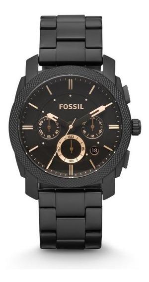 Reloj Fossil Correa De Metal Fs4682